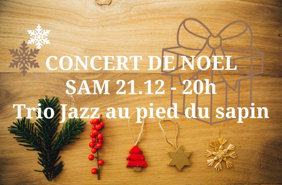 Concert Jazzy de Noel